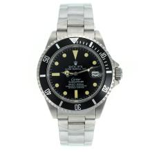 Rolex Submariner Vintage-Cartier Modello Special Edition