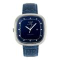 Tag Heuer Silverstone Con Blue Dial-Blue Cinturino In Pelle