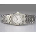 Audemars Piguet Royal Oak Lady Dimensioni Con Quadrante Bianco