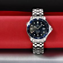 Omega Seamaster James Bond 007 40th Anniversary Edition Automatic Con Dark Blue Dial S / S (Gift Box E Cinturino Extra I