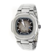 Patek Philippe Nautilus Automatic with Gray Dial S/S