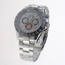 Rolex Daytona II Automatic Ceramic Bezel with Gray Dial S/S