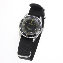 Rolex Submariner Automatic Black Dial with Nylon Strap-Vintage Edition-10