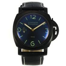 Panerai Luminor Marina 1950 Unità 6497 Movimento PVD Case-AR Rivestimento