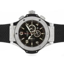 Hublot Big Bang Re Lavoro Cronografo Con Quadrante Nero-48MM Version